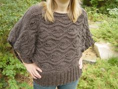 """""""iceland"""" pattern by stephanie white, this sweater knitted by als. <3"""