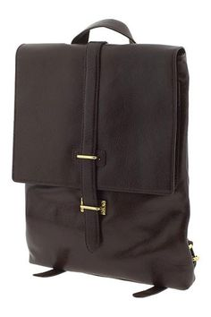 A+ Backpacks For Fashion Savants Of Every Age #refinery29  http://www.refinery29.com/38844#slide-6  Foley + Corinna Simpatico Backpack, $450, available at Piperlime.