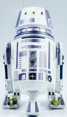 Star Wars TLC Legacy Collection BAD Build a Droid 5D6-RA7 Loose Complete