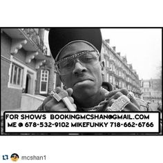 Repost @mcshan1 MC SHAN.... For bookings ... #djlife #realdjs #newyorkcity #hiphop #concert #tourlife #music #Dance #instagood #dj #djs Rap #BattleDjs #ClubDjs #Funk #BreakBeats #Hiphop #Jazz  #Talnts #HouseMusic #Reggae  #RocknRoll  #PopMusic Seratodj  #VinylRecords  #haveuheardpromo #Brooklyn #NYC #party #turntablism #rap #Dance #radiodj ... FOLLOW @mcshan and @haveuheardpromo by haveuheardpromo http://ift.tt/1HNGVsC