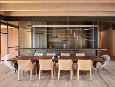 Completed in 2014 in Whistler, Canada. Images by Benjamin Benschneider. Set in the Coast Mountains of western Canada, Whistler Ski House is a family retreat built to withstand the harsh mountain environment. Modern Kitchen Cabinets, Modern Kitchen Design, Kitchen Ideas, Kitchen Pictures, Kitchen Designs, Kitchen Decor, Mid Century Modern Kitchen, Mid Century Modern Design, Whistler