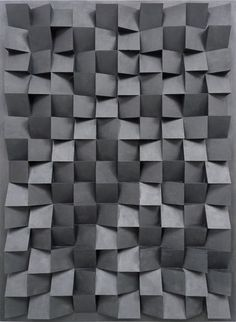 Jan Albers  hunderdfortyupanddown, 2011  graphite on oak - Click image to find more Design Pinterest pins