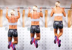 Pull-ups are a challenging upper-body exercise that are difficult to master! Here, Nikki Fogden-Moore shares her 4 tips.