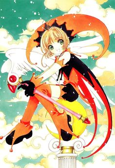 Card captor Sakura Image de Sakura