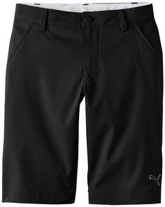 BESTSELLER! Puma Golf NA Boy's Junior Tech Shorts $39.95