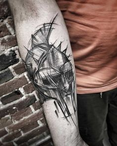 These 48 Men's Tattoos Are All The Rage mens tattoos arm; mens tattoos with meaning; Tattoos Masculinas, Neue Tattoos, Trendy Tattoos, Forearm Tattoos, Body Art Tattoos, Sleeve Tattoos, Cool Tattoos, Temporary Tattoos, Gladiator Tattoo