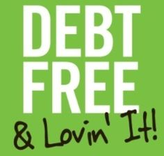 Being debt free is great!  Both my time and resource can be dedicated to creating and uplifting myself and others.