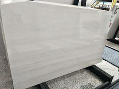 United Stone is a marble slabs wholesaler, stone projects builder and marble quarry owner in China. Shades Of White, Color Shades, Marble Suppliers, Stone Slab, White Stone, White Marble, Home And Garden, Interior Design, Grey