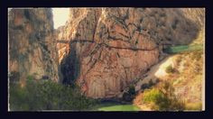 Caminito del Rey...tickets available next week for October onwards!   http://marbellaescapes.com/tours/caminito-del-rey/