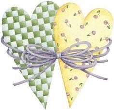 Debbie Mumm - Soma - Álbumes web de Picasa Sewing Clipart, Decoupage, Heart Illustration, Paper Crafts, Diy Crafts, I Love Heart, Scrapbooking, Country Crafts, Primitive Christmas