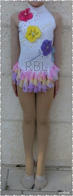 Sew SEW Quilty!: Rhythmic Gymnastics Leotard