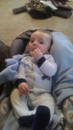 My Lil man Rory Joseph