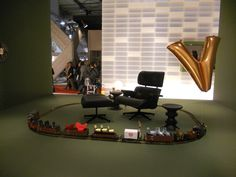 Vitra @iSaloni2013 #mdw2013 #milan #milandesignweek #vitra @Vitra Furniture