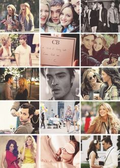 You know you love me, X O X O Gossip Girl