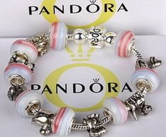 This is an example of knock off Pandora! Pandora Jewelry doesn't sell it's products online so buyers beware!