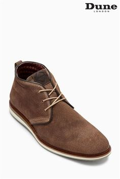 5f7b80fa9e3 Dune Tan Chadwell Chukka Boot Smart Attire