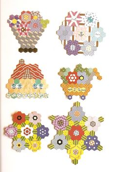 PATCHWORK LESSON by Kumiko Fujitas Japanese от CollectingLife
