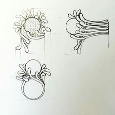 Claudia Lamassa - anel splash Photo Jewelry, Jewelry Art, Ring Sketch, Jewelry Design Drawing, Jewellery Sketches, Jewelry Sketch, Jewelry Illustration, Filigree Design, Art Nouveau Jewelry