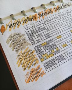 1,517 вподобань, 32 коментарів – Deena (@craftydeesigns) в Instagram: «So far, in the November Tracker... • • • • #bujojunkies #bujocommunity #bulletjournal #bujo…»