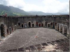 St. Kitts - Sunday (12) fort