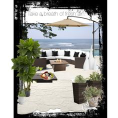 Rejuvenate by ronelhe on Polyvore featuring polyvore interior interiors interior design home home decor interior decorating ESPRIT Nearly Natural Mitchell Gold + Bob Williams