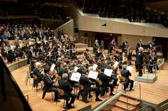Sir Simon Rattle and the Berliner Philarmonic Orchestra