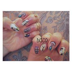 #disconail (DISCO nail)