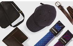 Pop into Farmers and choose from a wide range of accessories for Dad this Father's Day