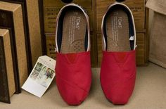 fresh and ready for your feet,TOMS shoes,god...SAVE 68% OFF! this is the best!