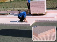 Dämmung Bodenplatte