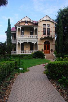 Prince Williams District, San Antonio, Texas