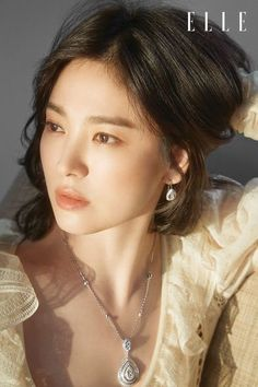 Song Hye Kyo for Elle Korea March 2019 Photographed by Mok Jung Wook Beauty Ad, Beauty Trends, Asian Beauty, A Love So Beautiful, Beautiful Songs, Beautiful Women, Hello Gorgeous, Song Hye Kyo, Song Joong Ki