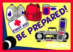 Be Prepared Emergency Preparedness Patch Program Girl Scouts Usa, Girl Scout Swap, Girl Scout Leader, Daisy Girl Scouts, Girl Scout Troop, Girl Scout Badges, Brownie Girl Scouts, Girl Scout Levels, Girl Scout Fun Patches