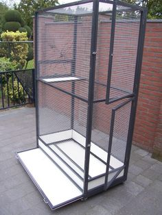 Big Bird Cage, Large Bird Cages, Sugar Glider Cage, Outdoor Cat Enclosure, Reptile Terrarium, Cat Cages, Bird House Kits, Bird Aviary, Cool Pets