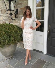 bb373adea61 51 Best Classy white dress images