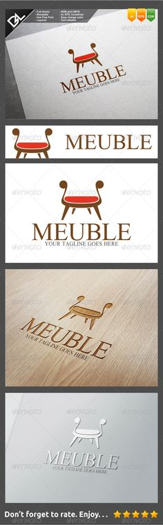 eCommunity Logo Template Fonts, Strength and Logos