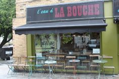 L'eau du Boucheis more than true to its name with its mouth-watering menu and larder of produce.Owner Stephane Cusset is man passionate about food and it shows.In the deli, you'll find classic charcuterieand cheeses, wines, stocks and soups as well as cornichons and olives. Vibrant platters of sun-dried tomatoes, peppers and artichokes entice and seasonal produce of melons, beans, garlic, tomatoes, fennel, and peaches beckon.On …