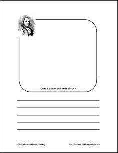 Benjamin Franklin Wordsearch, Crossword Puzzle and More: Benjamin Franklin Draw and Write
