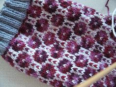 Ravelry: sweetnothing's tiit's socks. finally a use for variegated yarn...