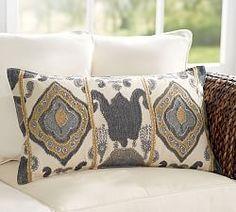 throw pillows accent pillows u0026 outdoor throw pillows pottery barn