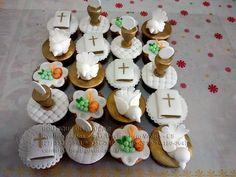Cupcakes Primeira Eucaristia