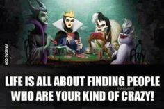 The Villains Have All the Fun