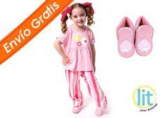 Pantuflas Lit Cherry #pantuflas #niños #lit #shoes #kids #night #clothes #brillan #noche #sleepwear #enviogratis