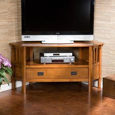 Media Tv Stand Entertainment Center Large Open Shelf And Lower Storage Drawer, Cord Managment, Space Saving, Sturdy Construction, Ideal For Bedroom, Living Room, Home Furniture + Expert Guide