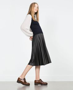 MIDI SKIRT-View all-Skirts-WOMAN | ZARA United States