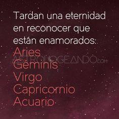 #Aries #Géminis #Virgo #Capricornio #Acuario #Astrología #Zodiaco #Astrologeando | astrologeando.com