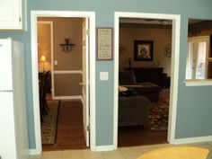 To the Left Formal Dining Room To the Right the Family Room