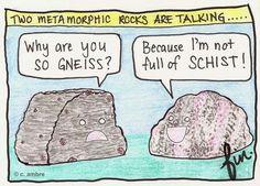 Geology humor                                                                                                                                                                                 More