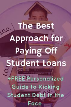 Paying off student loans | student debt | paying off debt http://www.lessdebtmorewine.com/paying-off-student-loans/
