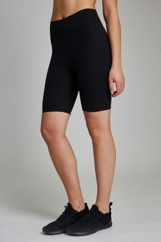 RUSH BIKER SHORT by Bandier